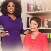 Oprah and Sue Monk Kidd