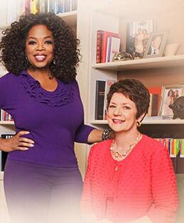Oprah and Sue Monk Kidd