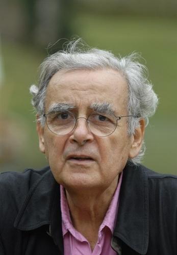 Bernard Pivot (Photo: AFP Alain Jocard)