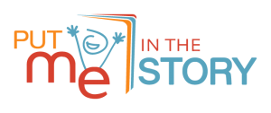 Put Me In The Story Logo