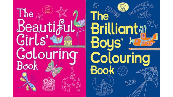 Should UK Childrens Books Be Non Gender Specific