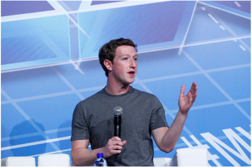 Facebook founder Mark Zuckerberg says the internet itself is not important, it's what the internet empowers people to do.