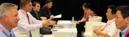 The Shanghai Fair's matchmaking program is bearing fruit.