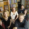 Staff of the University Press of Colorado, circa 2008. Darrin Pratt, director, is pictured bottom right.