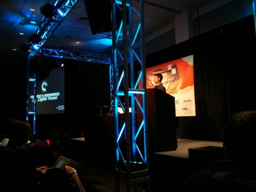 Thrillist founder and CEO Ben Lerer speaks at SXSW 2014