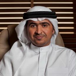 Ahmed Al Ameri of the Sharjah International Book Fair