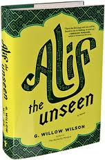 "Egypt-based G. Willow Wilson's ""Alife the Unseen"" is a popular title in the Middle East."