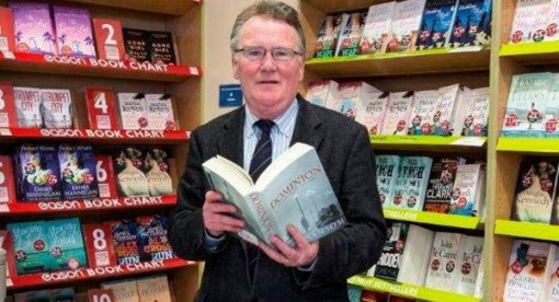 John McNamee of Easons Bookshops in Ireland, recently stepped down as President of the EIBF.