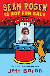 cover sean rosen is not for sale