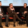 Jason Ojalvo, Adam Silverman and Joe Regal speak at the Monetizing the Backlist Conference