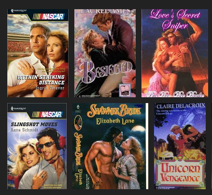 Harlequin Titles