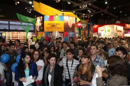 Buenos Aires' book fair remains a wildly popular event among Porteños.