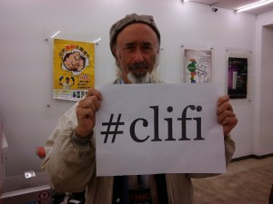 "Author Dan Bloom has been at the forefront of actively promoting ""cli-fi"" as its own literary genre."