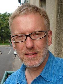 Czech author Mariusz Szczgiel