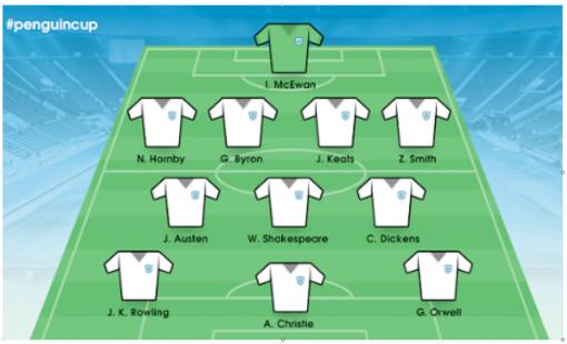 Penguin Soccer Dream Team