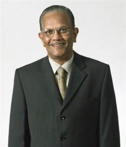 R Ramachandran, Executive Director, National Book Development Council of Singapore