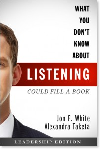 What You Don't Know About Listening