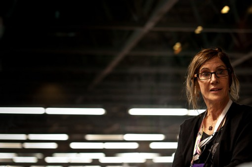 Poet María Negroni is also among the 60 Argentine authors expected at the FIL.