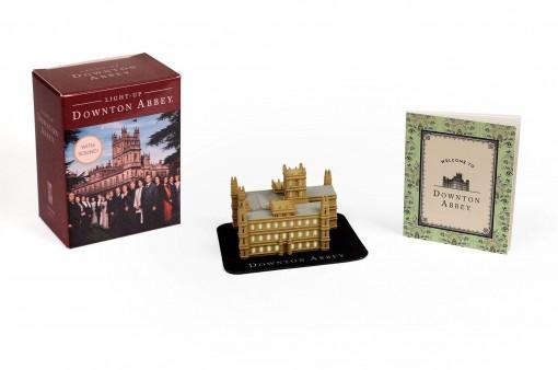 The Downton Abbey mini-book