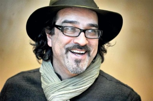 Atiq Rahimi, pictured, is among the most influential Afghan writers in exile.