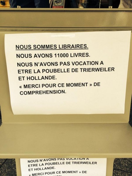 French bookstore