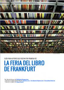 Spanish Language Frankfurt Guide for Authors