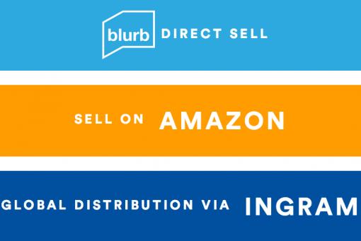 Blurb Direct Sell