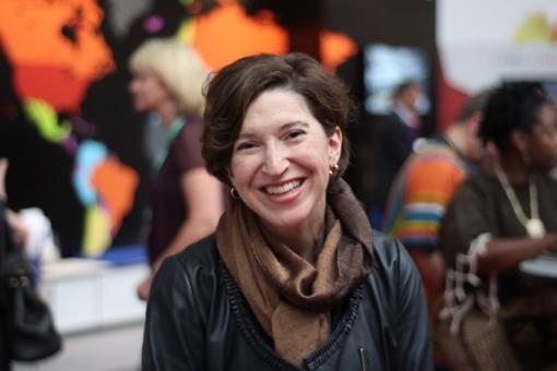 Sarah Jane Gunther of AmazonCrossing