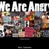 Homepage We Are Angry