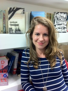 Anna Kelly is an editor at Hamish Hamilton in the UK