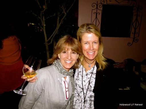 Lynn Isenberg and Lisa Bruce