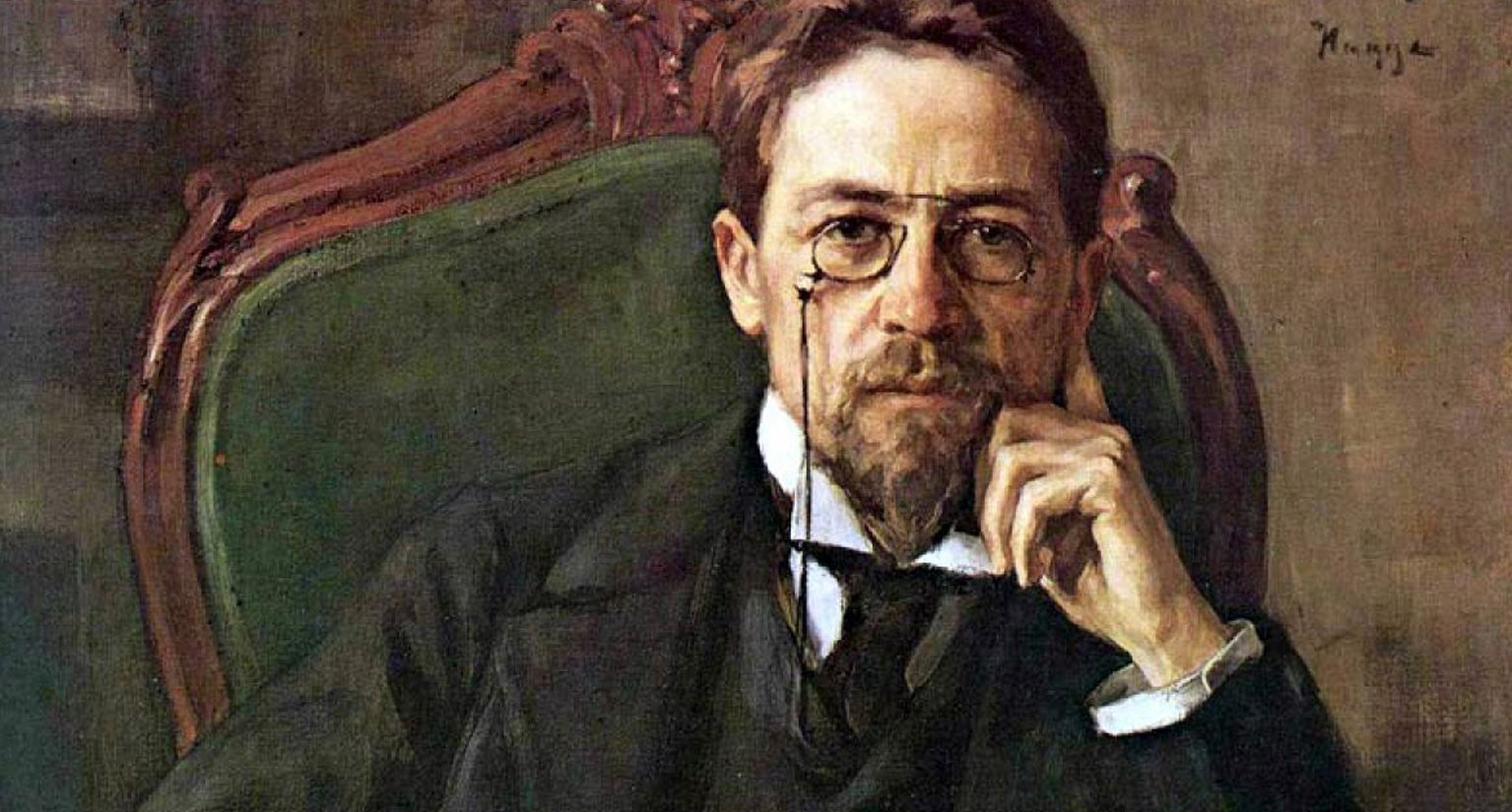 summary of anton chekhov's the bet After his father's death in 1898, chekhov bought a plot of land on the outskirts of culture and film studies works dedicated to anton chekhov's life and.