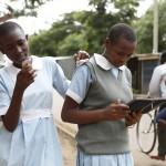 Worldreader in Ghana