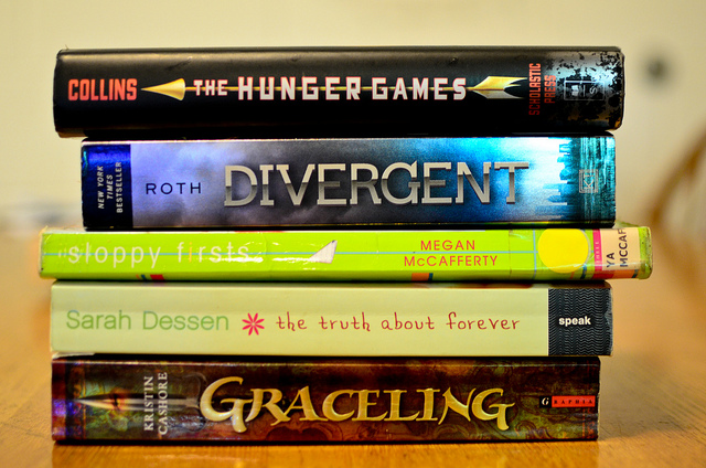 young adult teens books