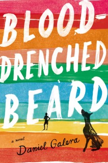 Blood Drenched Beard