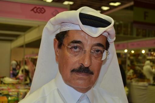 Minister of Culture Dr. Hamad Bin Abdujlaziz Al-Kawari.