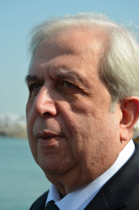 """Nasser Jarrous, the """"go-to"""" man for western publishers seeking to understand the Arab market."""