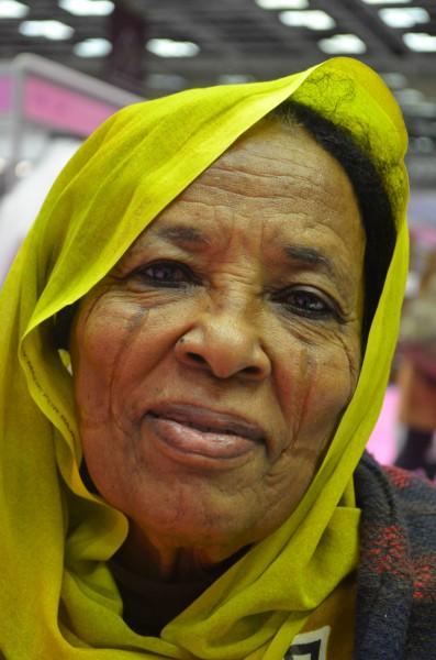 Sudanese publisher Naima Abdullah.