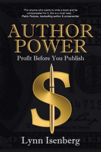 Author Power Front Cover