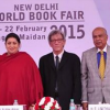 Dignitaries grace the New Delhi World Book Fair this year.