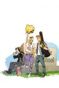 Archie #1, the gang reborn.