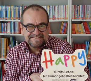 Dieter Schwalm, Managing Director of Lappan Verlag