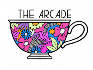 Hazlitt The Arcade Logo