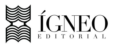 Igneo Editorial