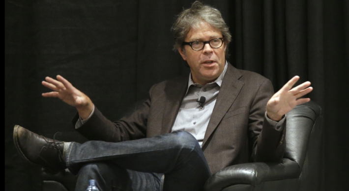 Jonathan Franzen at BEA 2015 (Photo: Mary Altaffer/AP)