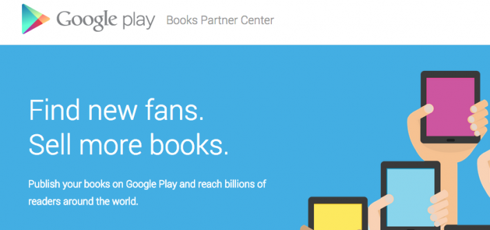 Google Play Books Publisher