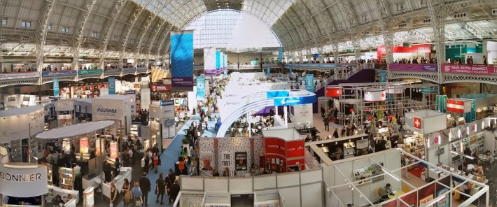 London Book Fair 2015 (Photo: Hannah Johnson)