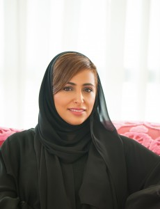 "Sheikha Bodour: ""I hope that my selection will inspire the women of the UAE"""