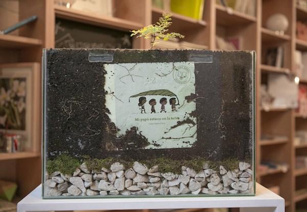 peceralibroarbol tree book tree argentina