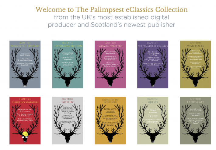 Scottish Eclassics collection